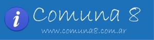 Logo comuna 8